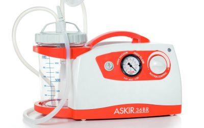 Aspirator New Askir 230V/36BR
