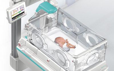 Stacionarni inkubator za bebe Dual Incu i