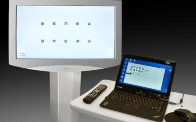 "Monitor za testiranje vida POLASTAR II 23"" LCD – ""Chart monitor"""